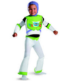 Children's Buzz Lightyear Deluxe Costume