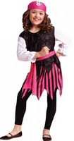 Children's Caribbean Pirate Costume