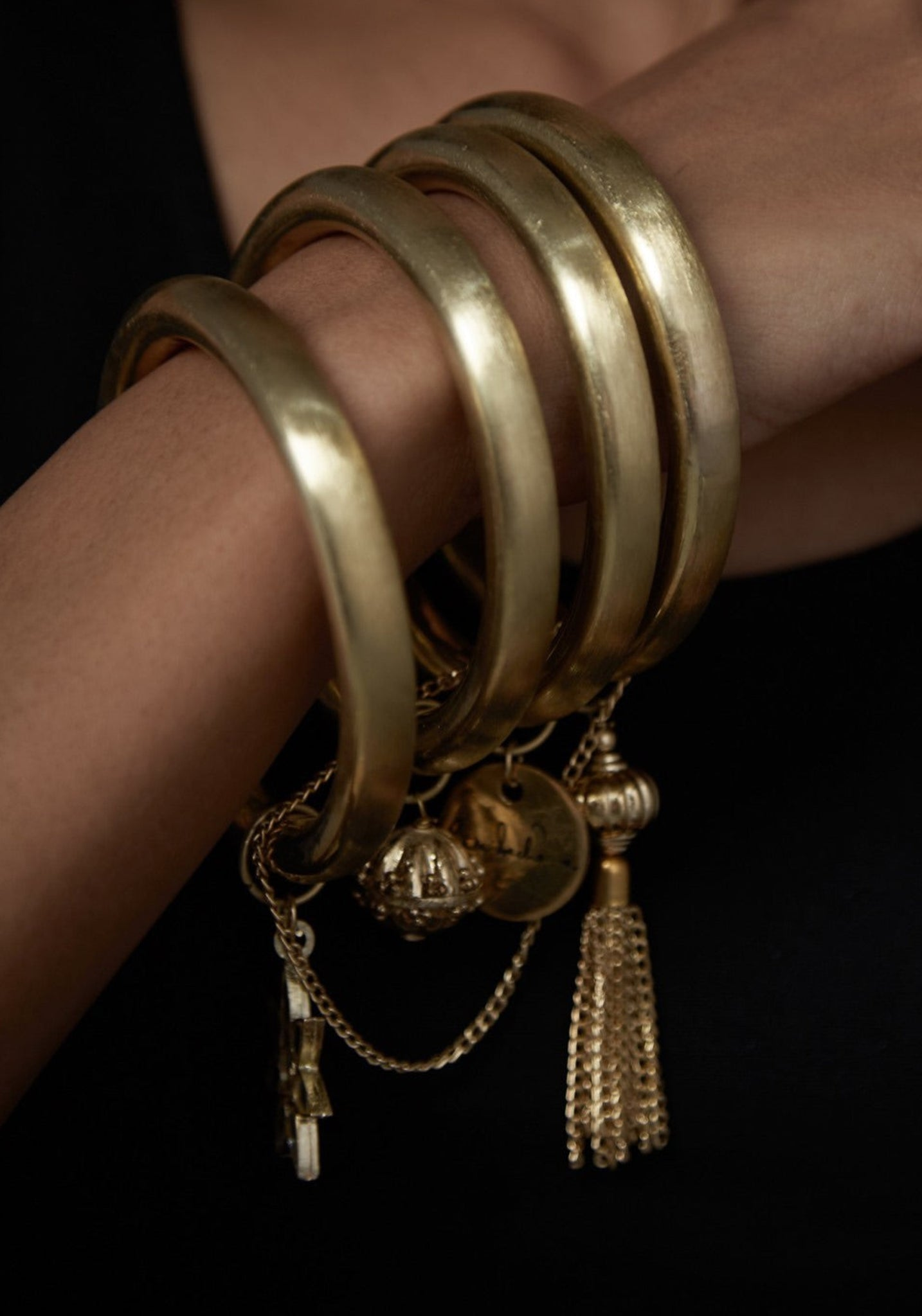Bangle stack - holiCHIC