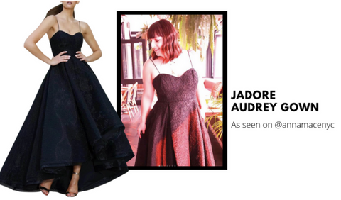 Rent Jadore Audrey Gown
