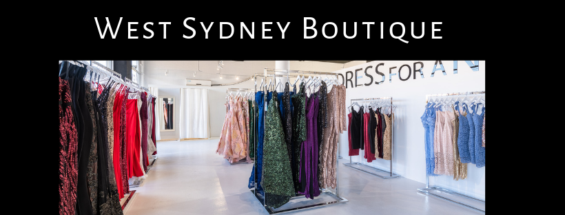 west sydney guildford dress hire dress for a night
