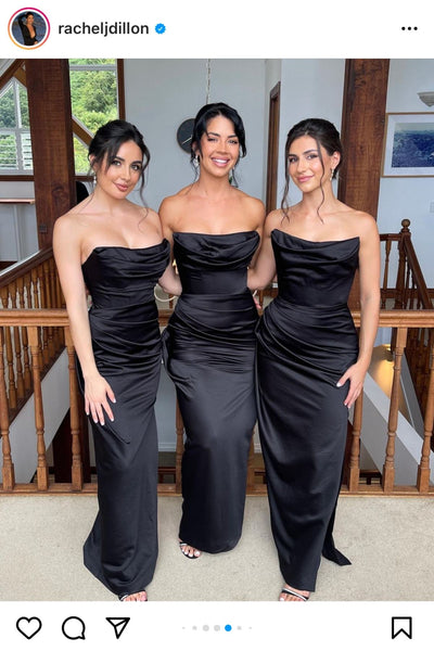 JADORE Everett Gown J9004 (Navy) - RRP $690