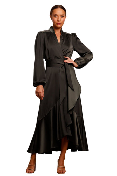 jx008-gown-navy-rrp-420 Rent this gown from Dress for a Night North Sydney Guildford hire boutiques