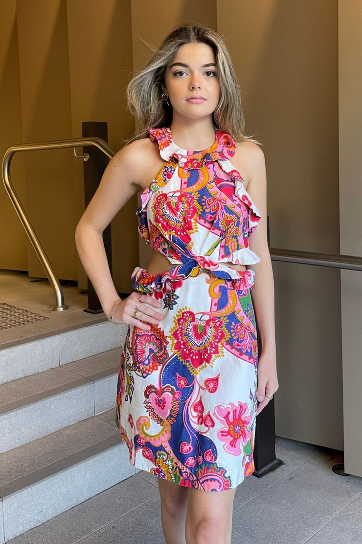 NOOKIE Heartbreaker Gown (Black) - RRP $289- Rent Dress for a Night