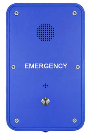 LTE Emergency Notification Station