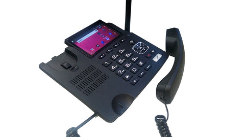 LTE Executive Desk Phone