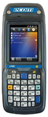 ECOM Instruments i.roc® Ci70 –Ex / INTERMEC SOFTWARE