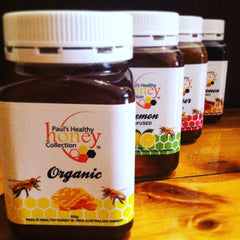 Paul's Healthy Honey Collection