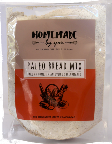 Paleo Bread Mix - click to find out how to get recipe
