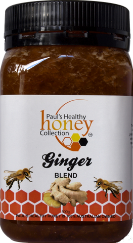 Ginger Blend Honey 500g