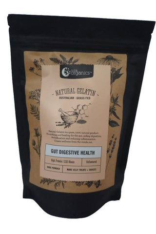 Natural Gelatin Australian Grass Fed - 500g