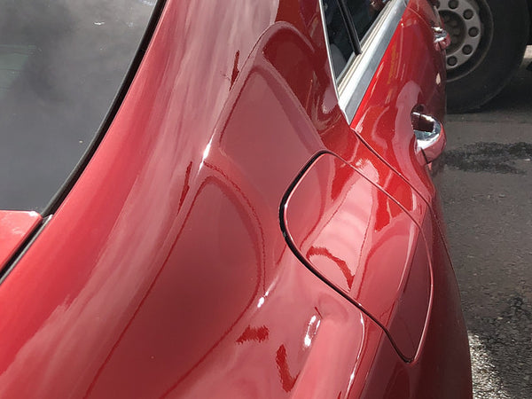 high gloss show car wax
