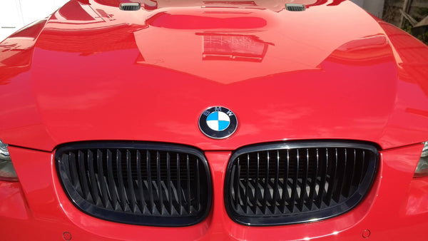 BMW detailing products