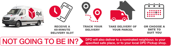 DPD delivery image for users