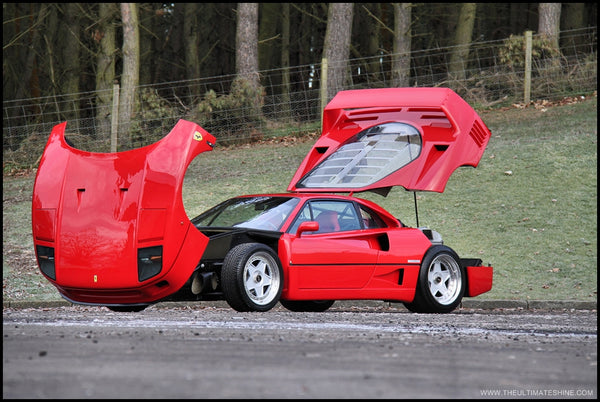ferrari f40 mitchell and king