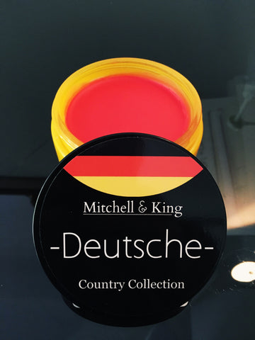Deutsche - Mitchell and King Car Wax  - 1