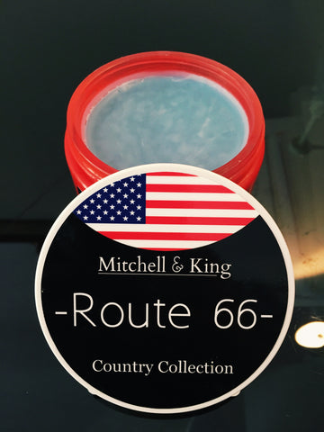 Route 66 - Mitchell and King Car Wax  - 1