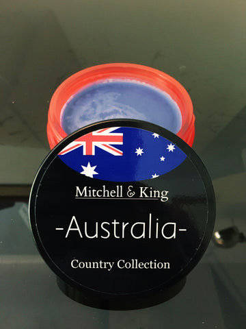 Australia - Mitchell and King Car Wax  - 1