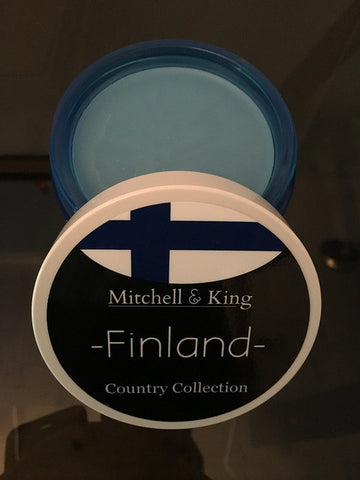 Finland - Mitchell and King Car Wax  - 1