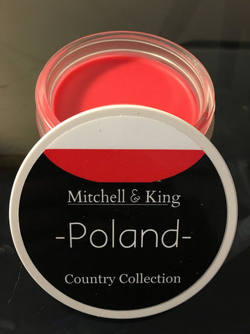 Poland - Mitchell and King Car Wax  - 1
