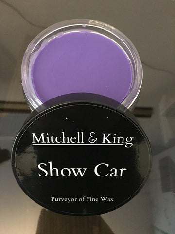 Show Car Wax | Winter - Mitchell and King Car Wax  - 1