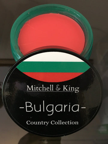 Bulgaria - Mitchell and King Car Wax  - 1