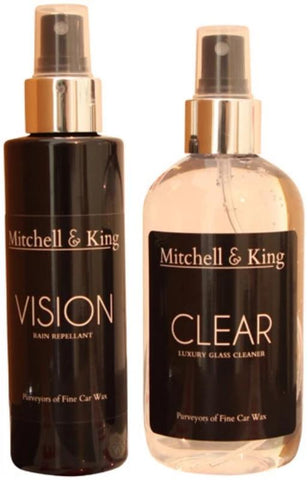 Vision and Clear Kit - Mitchell and King Car Wax