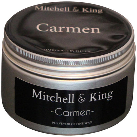 Carmen - Mitchell and King Car Wax  - 1