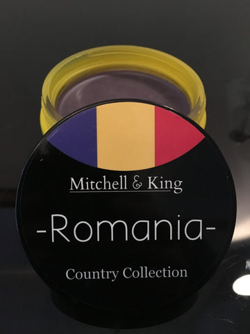 Romania - Mitchell and King Car Wax  - 1
