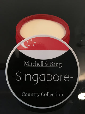 Singapore - Mitchell and King Car Wax  - 1