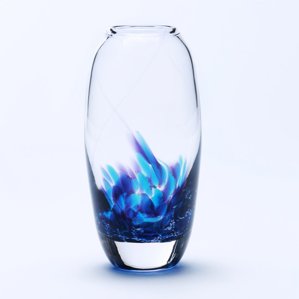 Small Tulip Vase - Jerpoint Glass