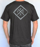 Diamond Tee Black