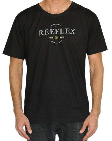 Authentic Reeflex Tee Black