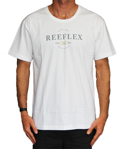 Authentic Reeflex Tee White