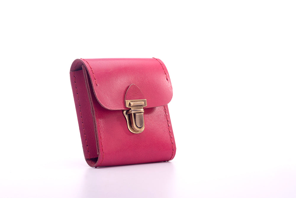 Mini Hip Pouch - PINK - Two Horns