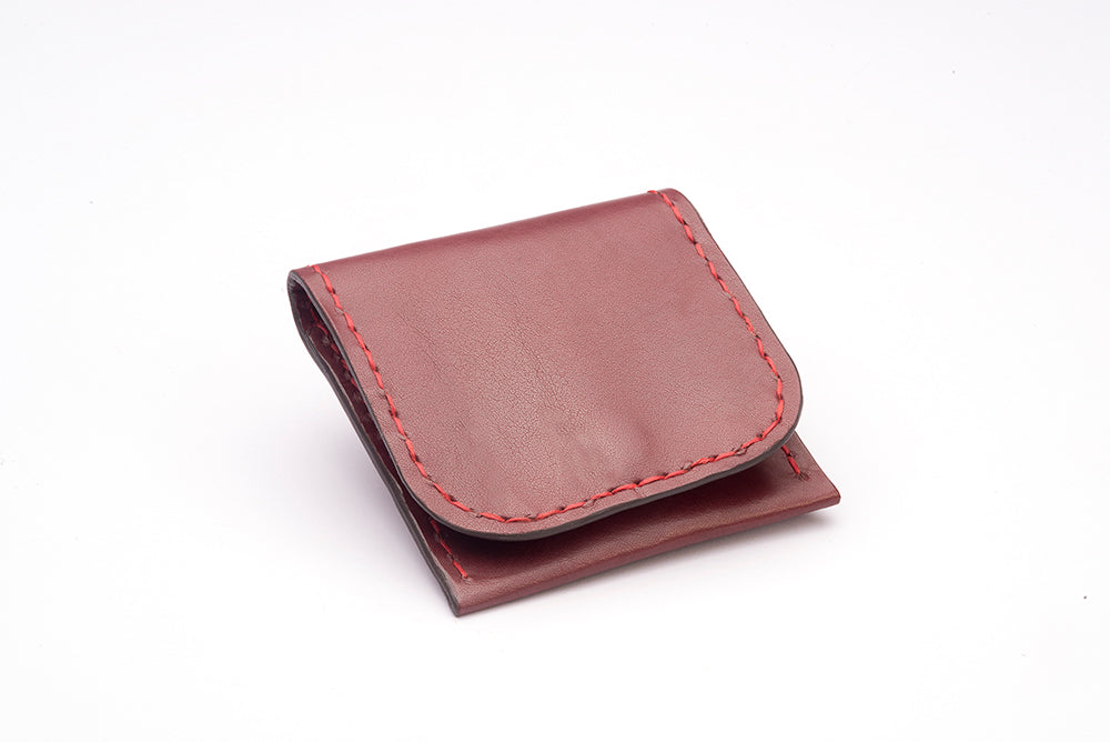 Cash 'n' Coin Wallet - Two Horns