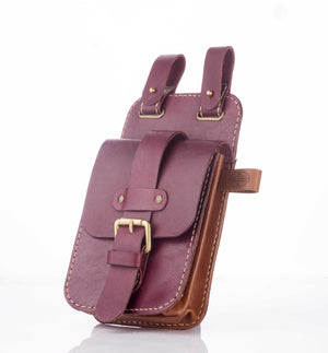 Hip Pouch - #Buckled - Two Horns