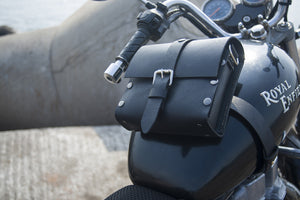 Biker - Tank Bag #B&T - Two Horns