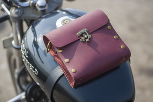Biker - Tank Bag #BTB - Two Horns