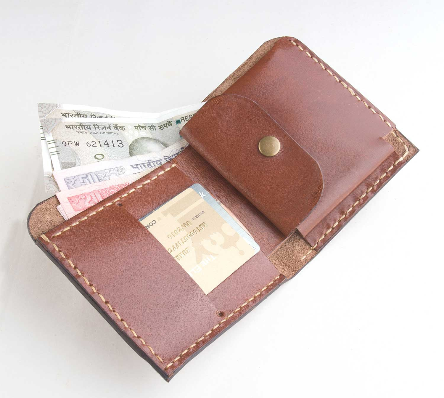 Mammoth Men's wallet - Two Horns