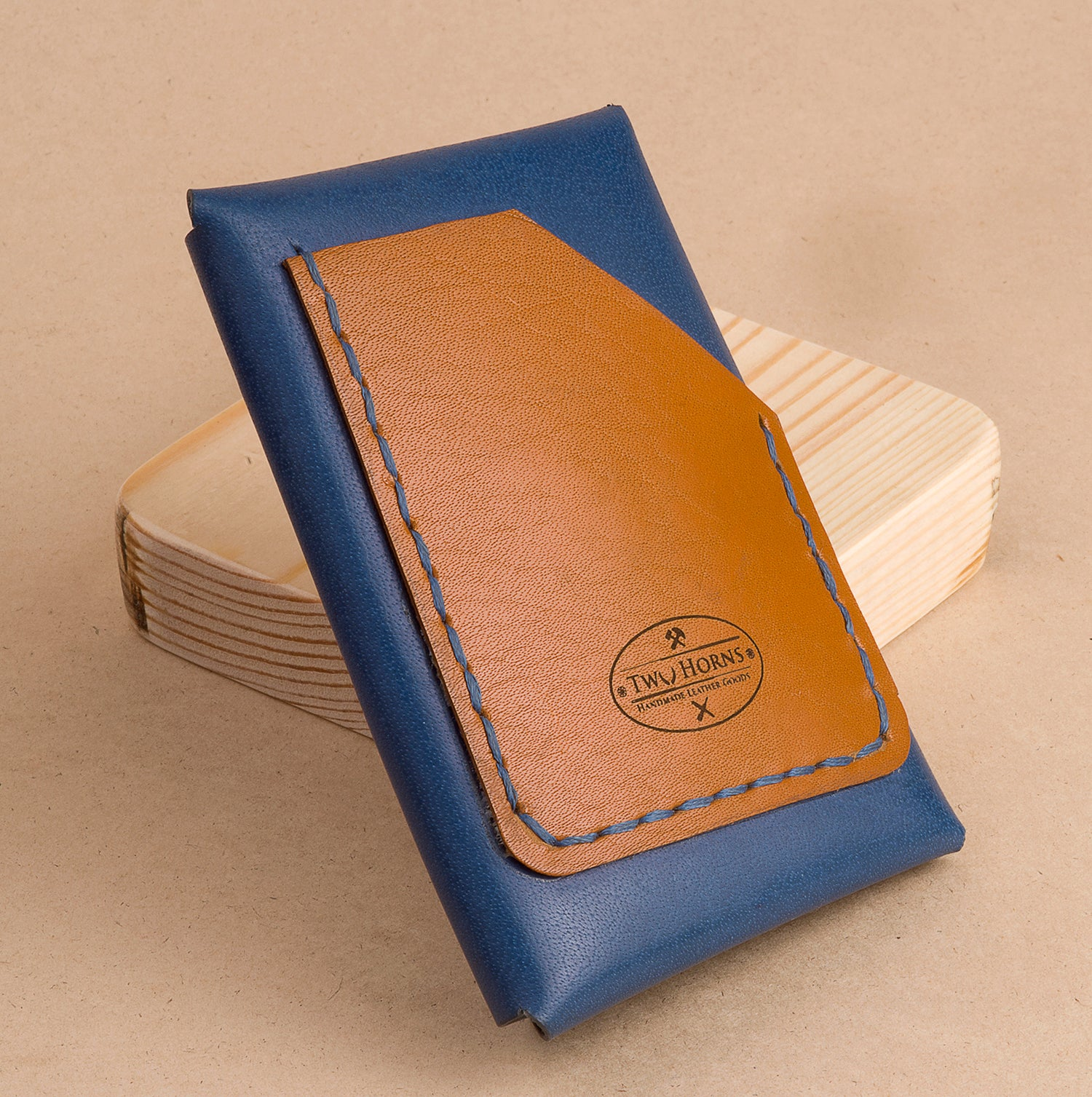 Cash & Card Wallet - Two Horns