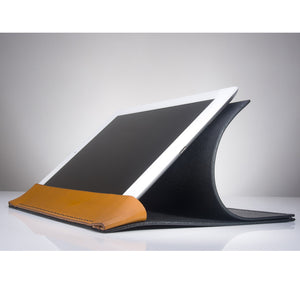 FLIP - #IPad case - Two Horns