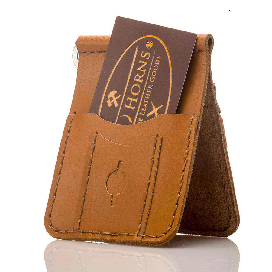 LiteOn Butt Collection - #SlimBifold - Two Horns
