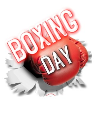 Boxing Day Sales! Dec 27th