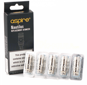 Nautilus 2 0.7ohm (5 pack)