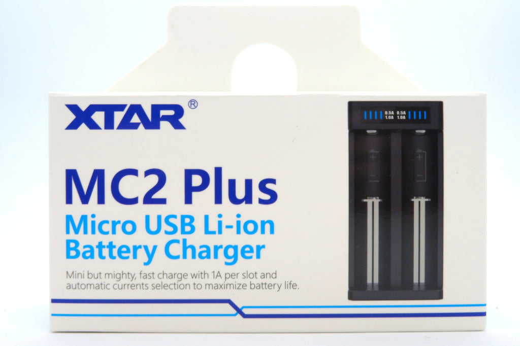 Xtar MC2 Plus Charger