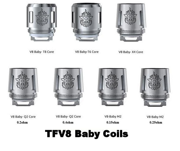 TFV8 Baby Coils
