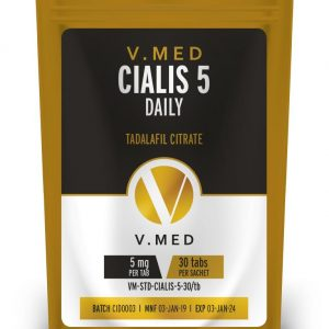 V.MED CIALIS DAILY 5MG