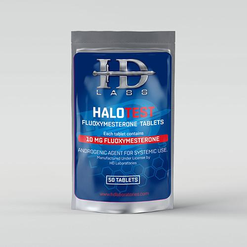 HD LABS HALOTEST
