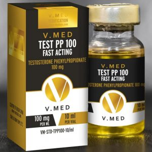 V.MED TEST PHENYLPROPIONATE 100
